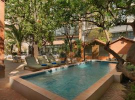 A picture of the hotel: H10 Casa Mimosa 4* Sup
