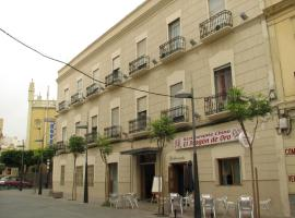 Hotel photo: Hotel Nacional Melilla