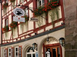 A picture of the hotel: Hotel Elch
