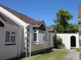 Briquet Cottages, Guernsey,Channel Islands St Saviour Guernsey Vereinigtes Königreich
