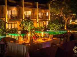 Hotel Photo: The Hotel Umbra Bagan