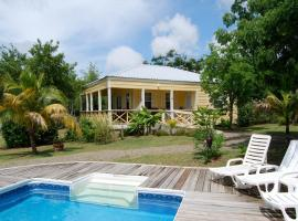 Yepton Estate Cottages Saint John's Antigua and Barbuda