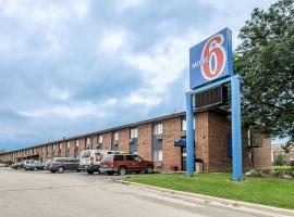 Hotel Photo: Motel 6 Oak Creek