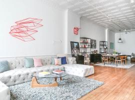 Hotel Photo: onefinestay - Tribeca private homes