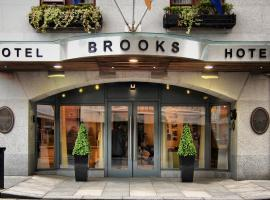Brooks Hotel Dublin Ireland