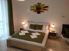 Hotel Photo: Downtown Apartment Miskolc