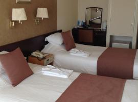 A picture of the hotel: Okayama Plaza Hotel