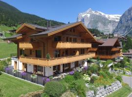 Apartment Antara 4.5 - GriwaRent AG Grindelwald Switzerland