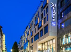Hotel Photo: Radisson Blu Hotel, Mannheim