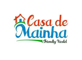 Casa de Mainha Friendly Hostel Salvador Brazil