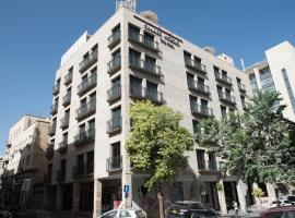 Hotel Photo: Eyal Hotel by Smart Hotels