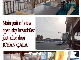 Hotel Photo: Khiva Alibek B&B