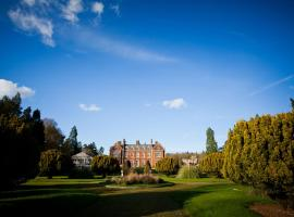 Lynford Hall Hotel Mundford United Kingdom