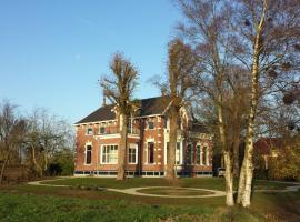 Moushouk Bed and Breakfast Oostwold Netherlands