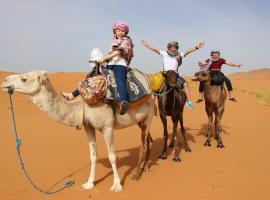 Hotel Photo: Merzouga Camel Tour