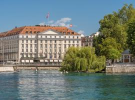Four Seasons Hotel des Bergues Geneva Geneva Switzerland