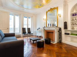 Luxury 3 bedrooms- Paris / Champs Élysée,