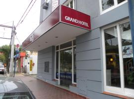 Hotel near Catamarca airport : Grand Hotel