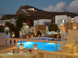 Hotel Photo: Chora Resort Hotel & Spa