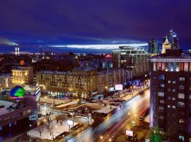 Moscow For You White House Apartments Moscova Rusia