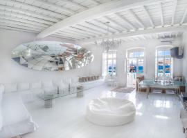 A picture of the hotel: Mykonos Town Pad