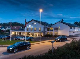 Hotel Photo: Almaas Hotell Stord AS