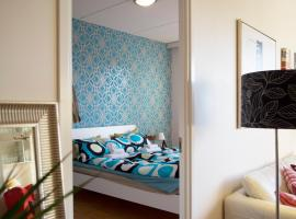 A picture of the hotel: Apartment with Urban Sea View and Sauna
