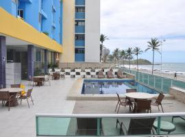 Hotel Photo: Bahia Flat ap 206