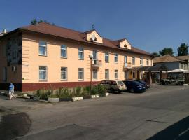 A picture of the hotel: Hotel Sergeevskiy