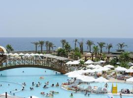Oz Hotels İncekum Beach Resort & Spa Hotel - All Inclusive Okurcalar Turkey