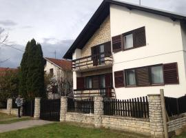 Hotel photo: Holiday home Vukovar '91