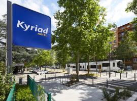 Hotel Photo: Kyriad Grenoble Centre