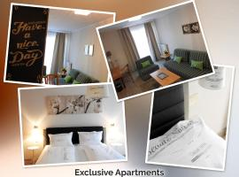 Exclusive Holiday Apartments Villach Austrija