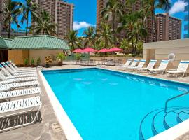 Ramada Plaza Waikiki Honolulu USA