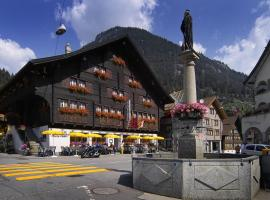 Hotel Alte Post Wassen Switzerland