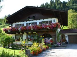 Hotel Photo: Haus Thurner