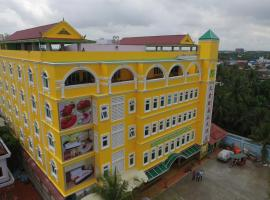 Hotel photo: Takhmao Good Health Hotel