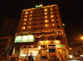 Hotel Photo: Hotel Apex International