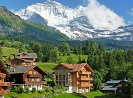 Apartment Fortuna Wengen Switzerland