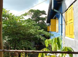 Hotel photo: Paddy's Bamboo Guesthouse