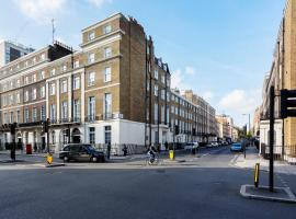 Hotel Photo: Veeve - 1 Bedroom Apartment in the West End - Marylebone