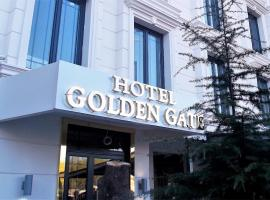 صور الفندق: Golden Gate Hotel Topkapı