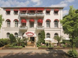 Hotel Wittekind Bad Oeynhausen Germany