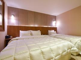 Hotel Photo: Two Heart Hotel Gimhae Waterpark