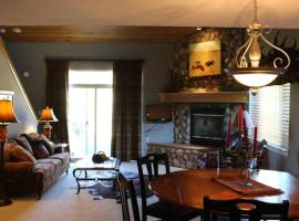 Hotel photo: Big Sky Firelight Chalet