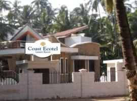 Coast Ecotel Luxury Resort Diveagar India