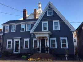 The Gaslamp Bed and Breakfast, Provincetown