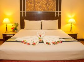 Friendlytel Hotel Hat Yai Thaiföld