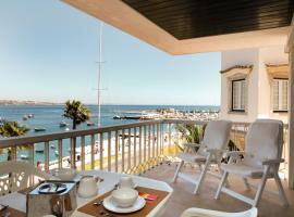 Hotel photo: Romantic Apt Sea View Cascais Bay
