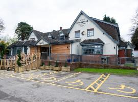 Hotel Photo: Innkeeper's Lodge Nottingham, Lowdham